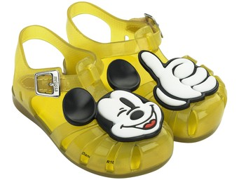 Mini Melissa Aranha + Mickey And Friends -