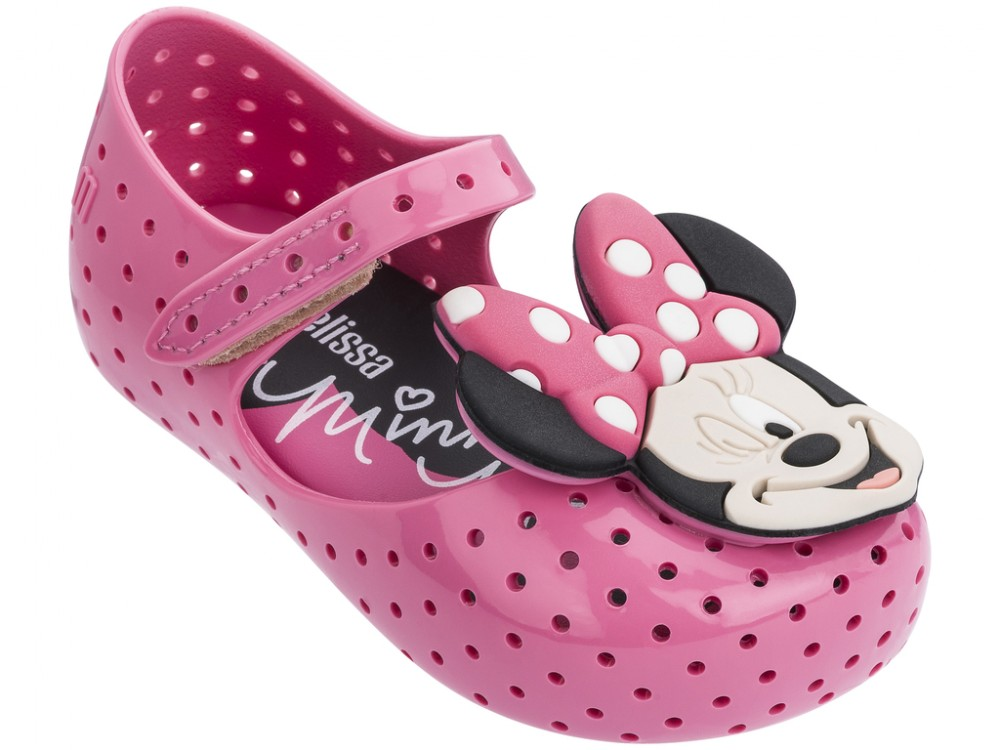Mini Melissa Furadinha + Minnie II -