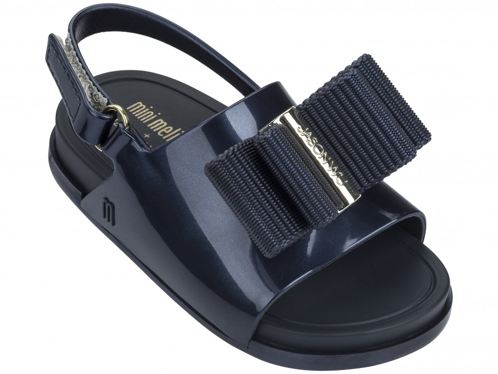Mini Melissa Beach Slide Sandal + Jason Wu -