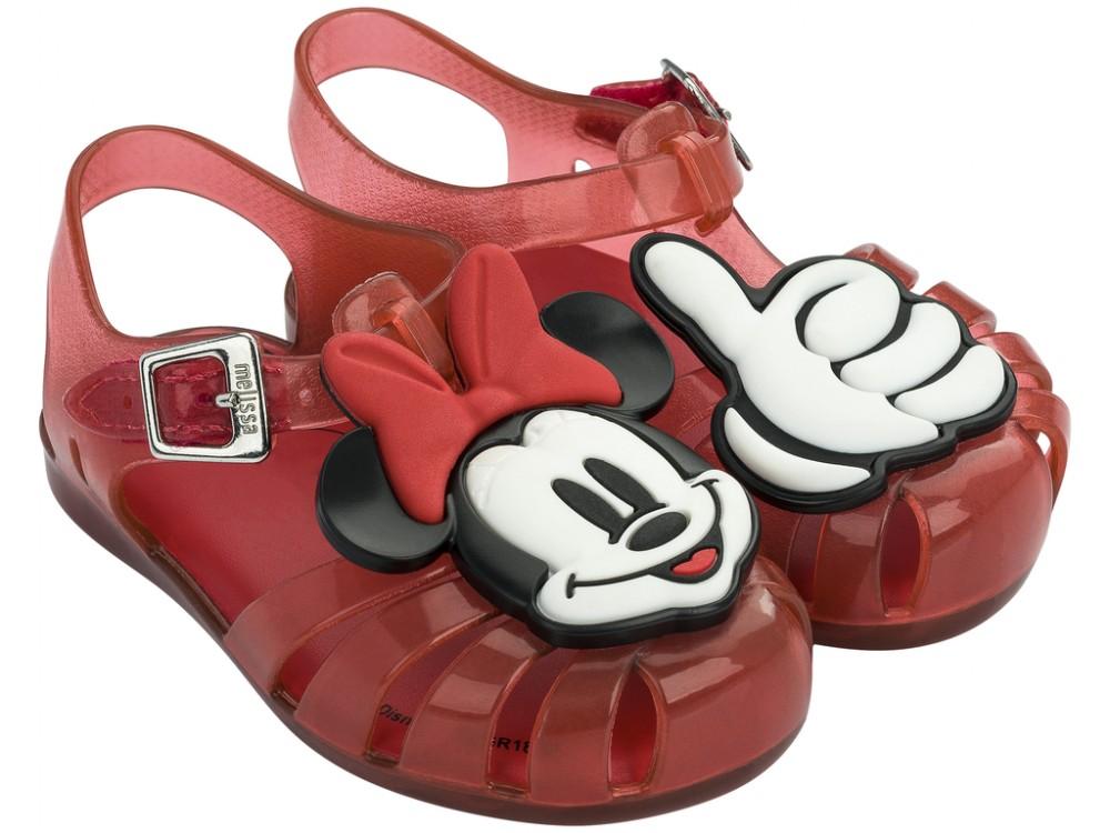 Mini Melissa Aranha + Mickey And Friends -