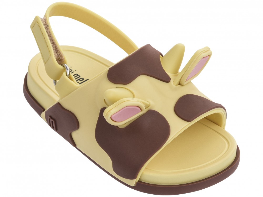 Mini Melissa Beach Slide Sandal II -
