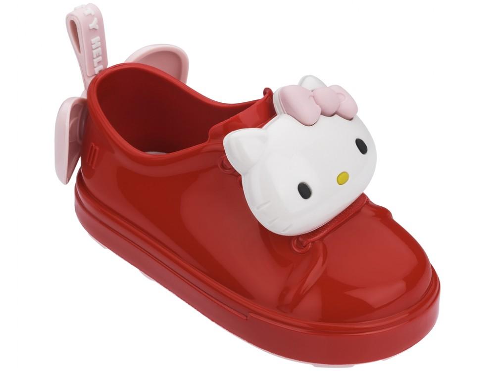 Mini Melissa Be + Hello Kitty -