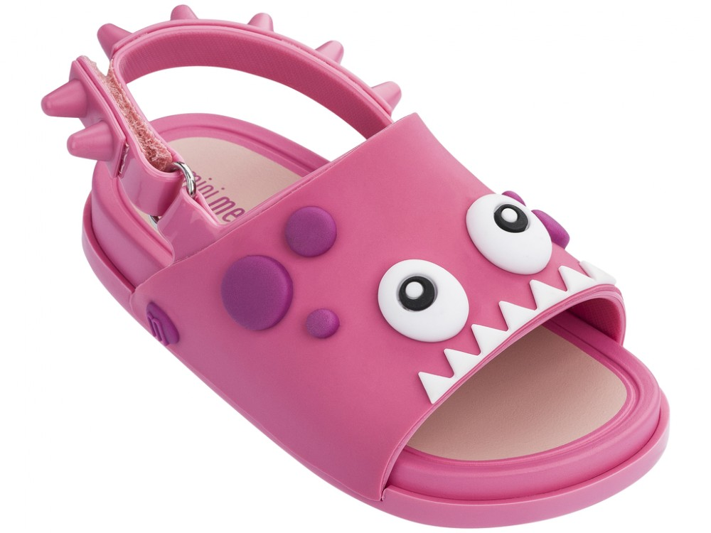 Mini Melissa Beach Slide Dino -