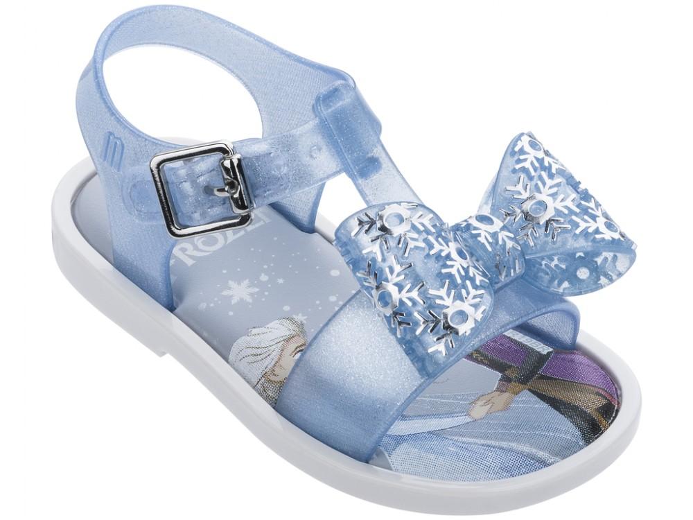 Mini Melissa Mar Sandal + Frozen -