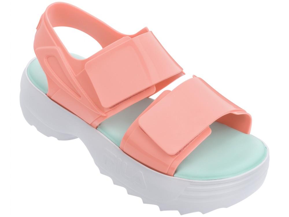 Sandal + Fila -