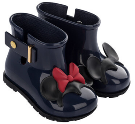 Mini Melissa Sugar Rain + Disney Twins -